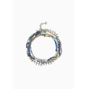 Stella & Dot barrier strand bracelet